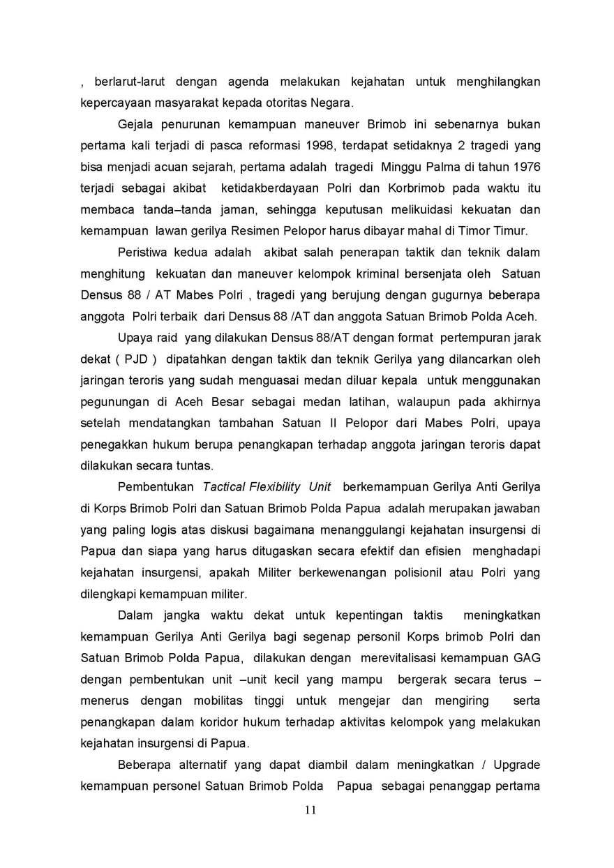 upload KONSEP PENUGASAN BRIMOB BERKEMAMPUAN GAG DI PAPUA_Page_11