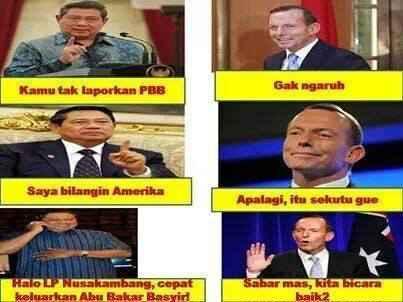 Hasil koordinasi bilateral Indonesia dg Australia