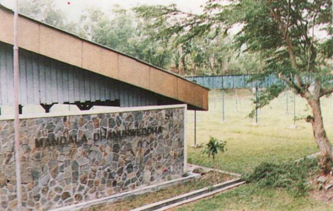 mandhala dhanurwedha