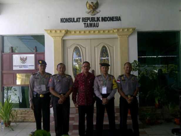 Foto dgn konsul Tawau