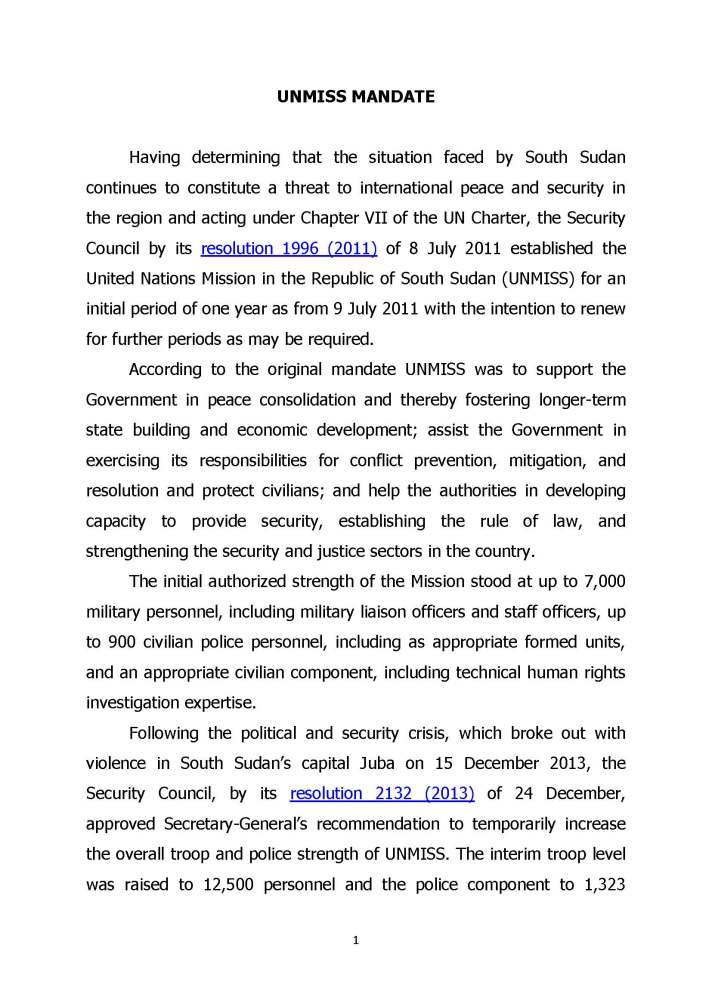 UNMISS Mandate_Page_1
