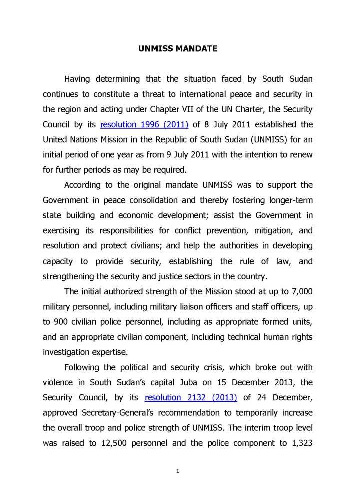 UNMISS Mandate_Page_1