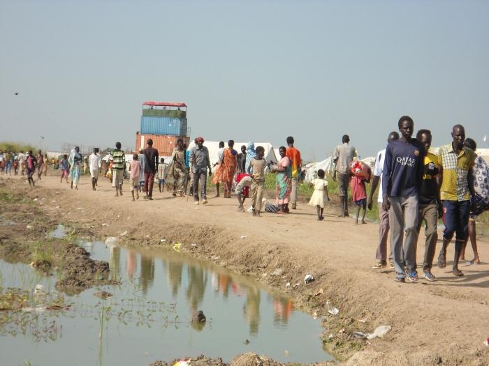 """Kilas balik  berkelana di negeri harapan """" South Sudan"""" Menu apa hari ini?"""