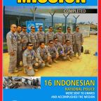 Welcome home UNPOL